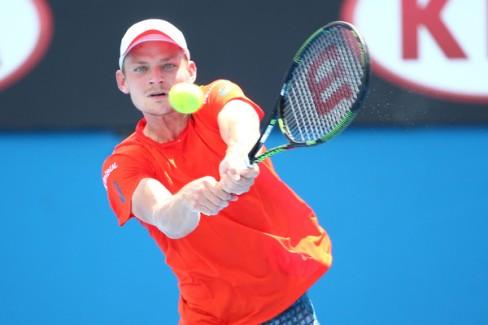 David Goffin Open Australia 2016