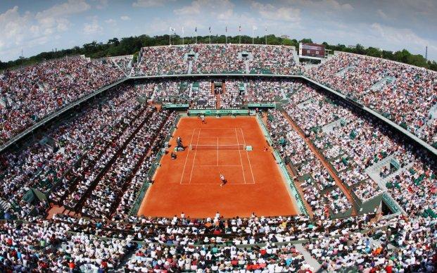 Pista Philippe Chatrier Roland Garros